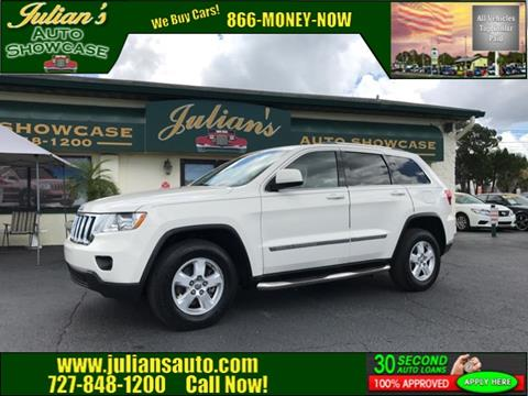 2012 Jeep Grand Cherokee for sale in New Port Richey, FL