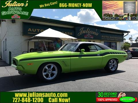 1973 Dodge Challenger for sale in New Port Richey, FL