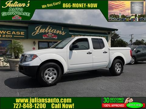 2011 Nissan Frontier for sale in New Port Richey, FL