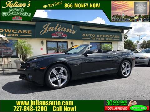 2012 Chevrolet Camaro for sale in New Port Richey, FL