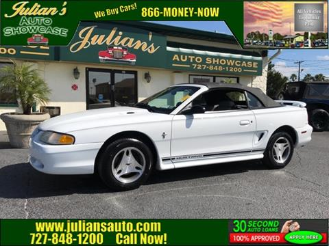 1997 Ford Mustang For Sale In New Port Richey, FL