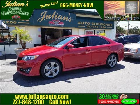 2014 Toyota Camry For Sale In New Port Richey, FL