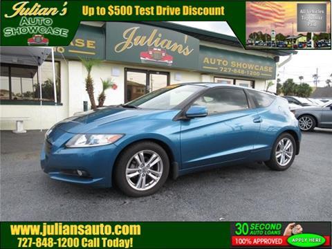 2012 Honda CR-Z for sale in New Port Richey, FL