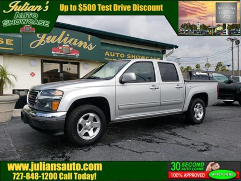 2012 GMC Canyon for sale in New Port Richey, FL
