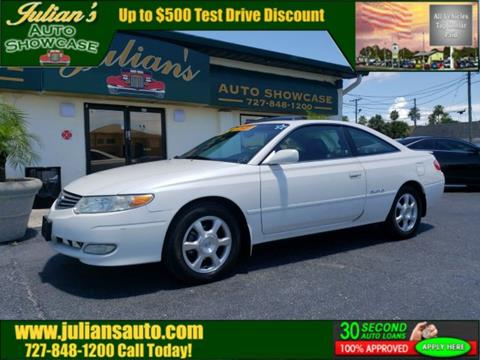 2003 Toyota Camry Solara for sale in New Port Richey, FL