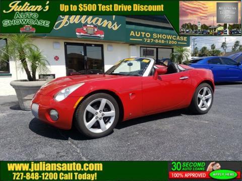2006 Pontiac Solstice for sale in New Port Richey, FL