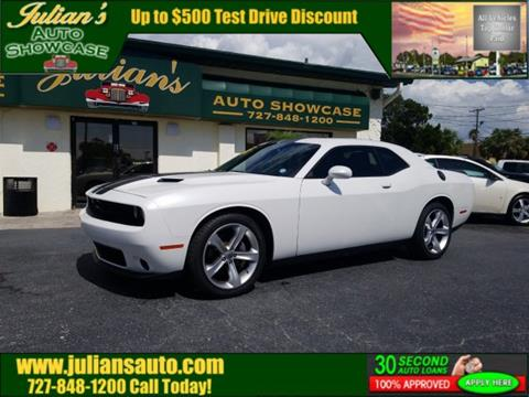 2016 Dodge Challenger for sale in New Port Richey, FL