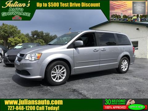 2016 Dodge Grand Caravan for sale in New Port Richey, FL