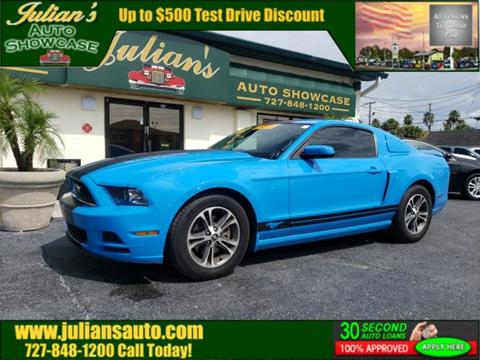 2014 Ford Mustang for sale in New Port Richey, FL