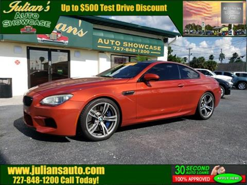 2013 BMW M6 for sale in New Port Richey, FL