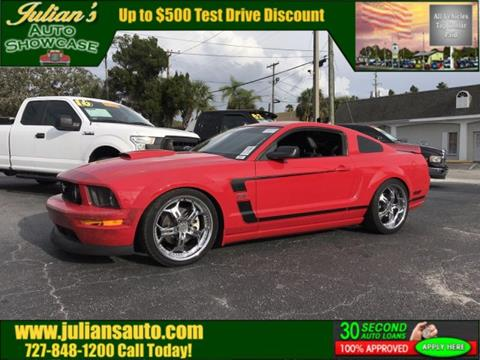2008 Ford Mustang for sale in New Port Richey, FL