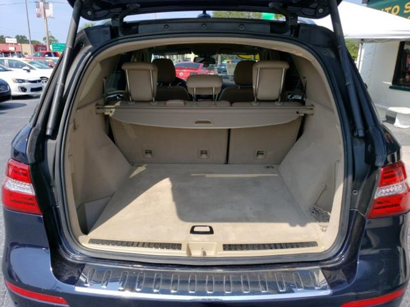 Julians Auto Showcase >> 2015 Mercedes Benz M Class ML 350 4MATIC AWD 4dr SUV For ...