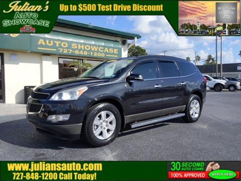 2011 Chevrolet Traverse for sale in New Port Richey, FL