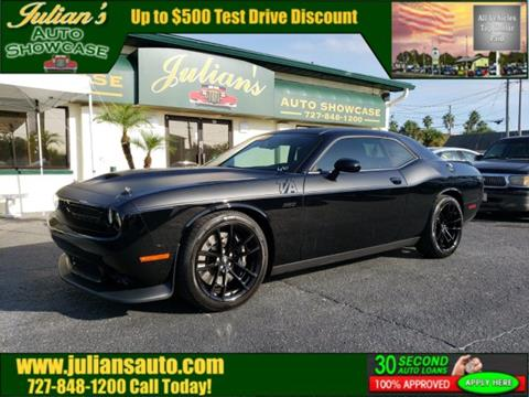 2017 Dodge Challenger for sale in New Port Richey, FL