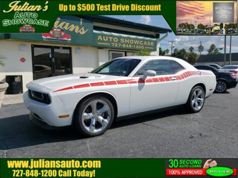 2012 Dodge Challenger for sale in New Port Richey, FL