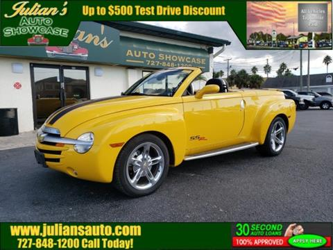 2004 Chevrolet SSR for sale in New Port Richey, FL