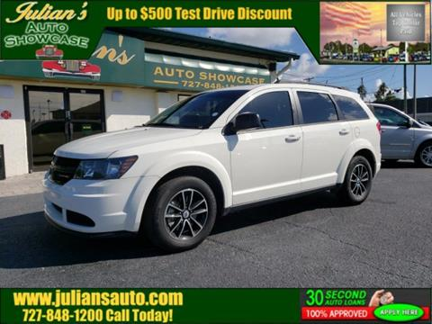 2018 Dodge Journey for sale in New Port Richey, FL
