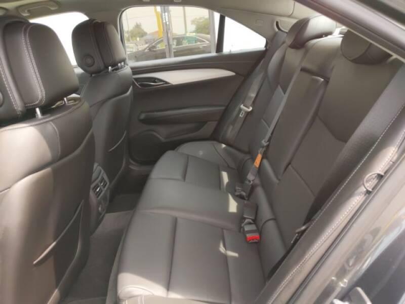 2014 Cadillac ATS 15
