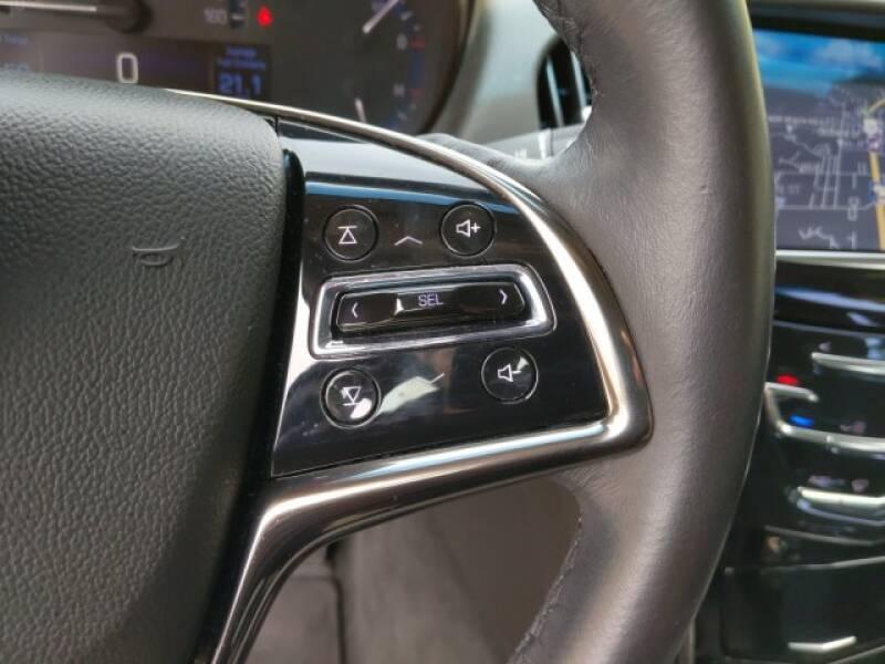 2014 Cadillac ATS 28