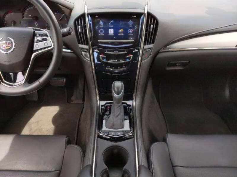 2014 Cadillac ATS 13