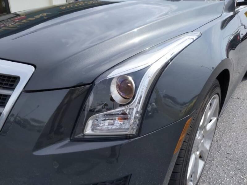 2014 Cadillac ATS 8