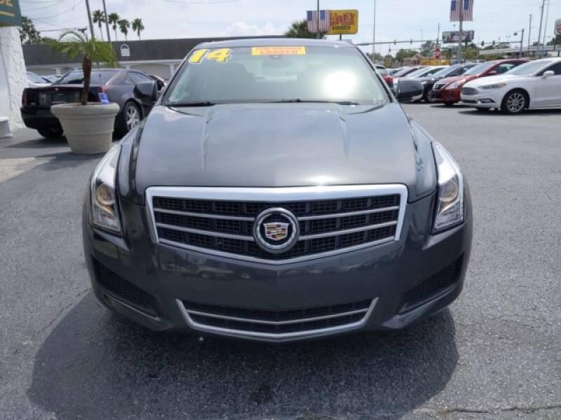 2014 Cadillac ATS 2