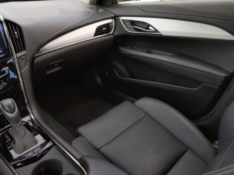 2014 Cadillac ATS 14