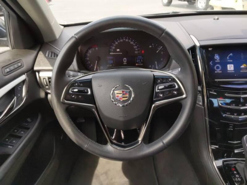 2014 Cadillac ATS 12