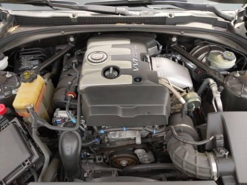 2014 Cadillac ATS 10