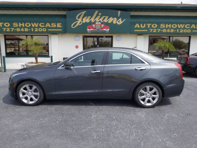 2014 Cadillac ATS 3
