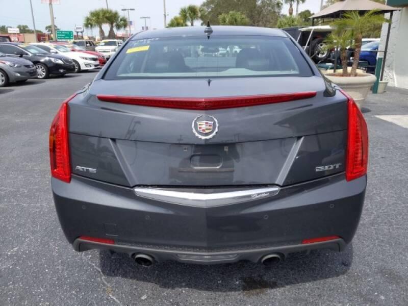 2014 Cadillac ATS 5