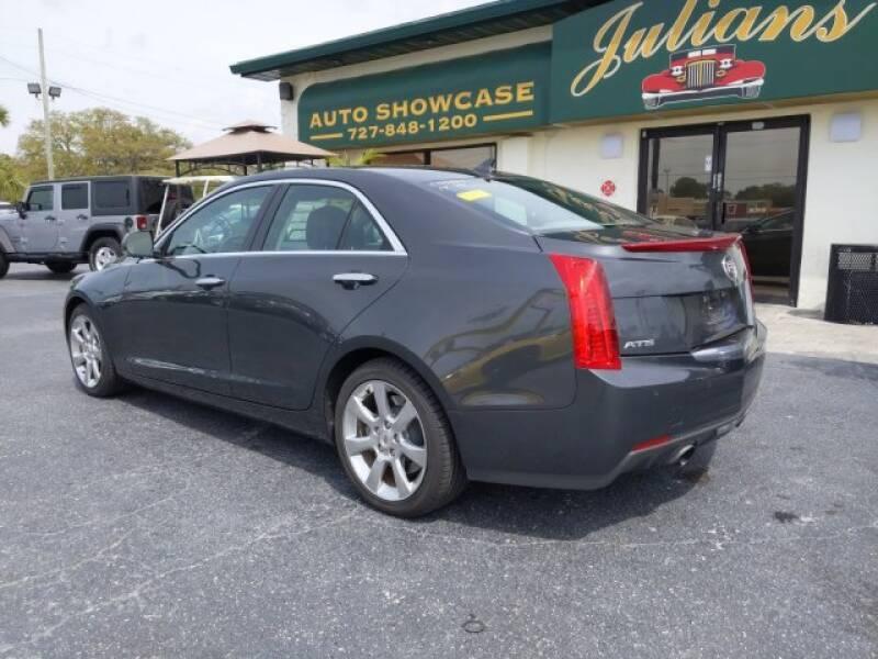 2014 Cadillac ATS 4