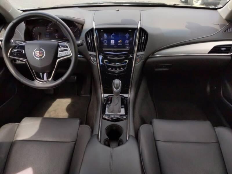 2014 Cadillac ATS 11