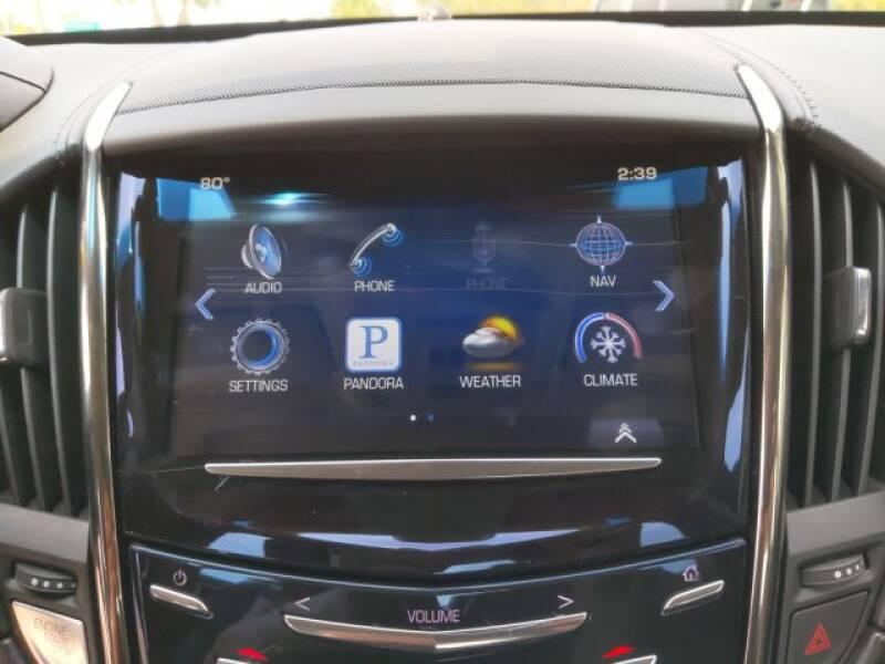 2014 Cadillac ATS 20