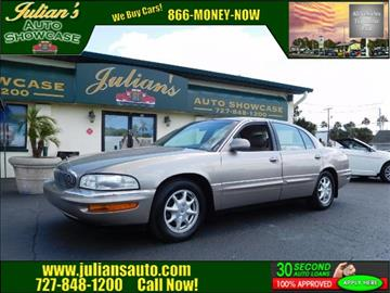 2001 Buick Park Avenue for sale in New Port Richey, FL