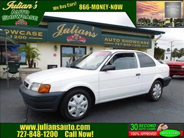 1997 Toyota Tercel for sale in New Port Richey, FL