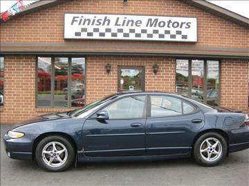 2002 Pontiac Grand Prix for sale in Canton, OH