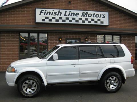 2000 Mitsubishi Montero Sport for sale in Canton, OH