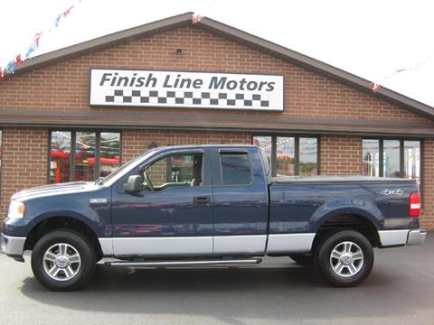 2006 Ford F-150 for sale in Canton, OH