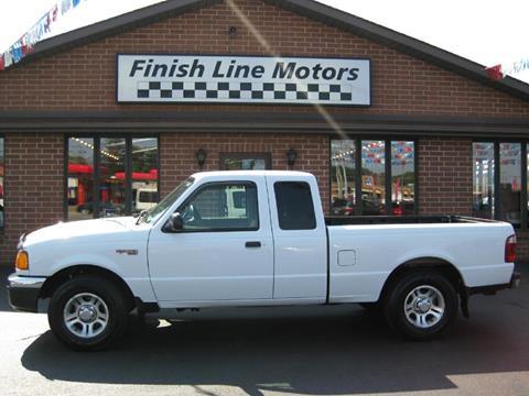 2005 Ford Ranger & Ford Used Cars Pickup Trucks For Sale Canton FINISHLINE MOTORS markmcfarlin.com