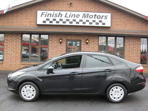 2014 Ford Fiesta for sale in Canton, OH