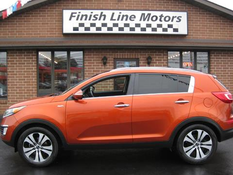 2011 Kia Sportage for sale in Canton, OH