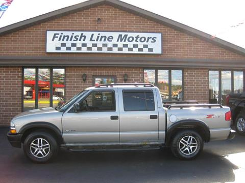 2003 Chevrolet S-10 for sale in Canton, OH