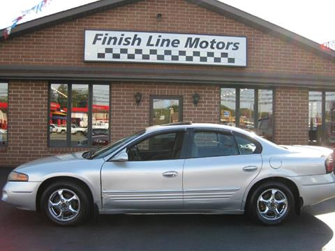 2004 Pontiac Bonneville for sale in Canton, OH