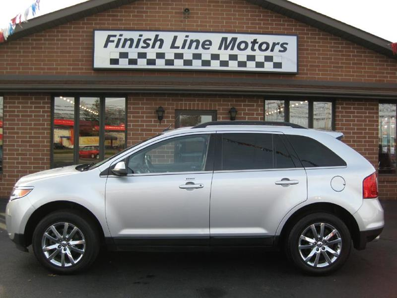 2012 Ford Edge Awd Limited 4dr Crossover In Canton Oh