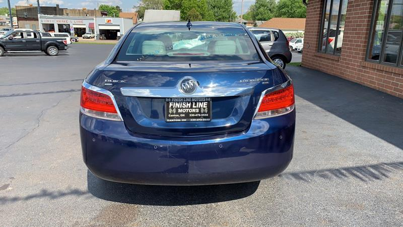 2011 Buick LaCrosse AWD CXL 4dr Sedan - Canton OH