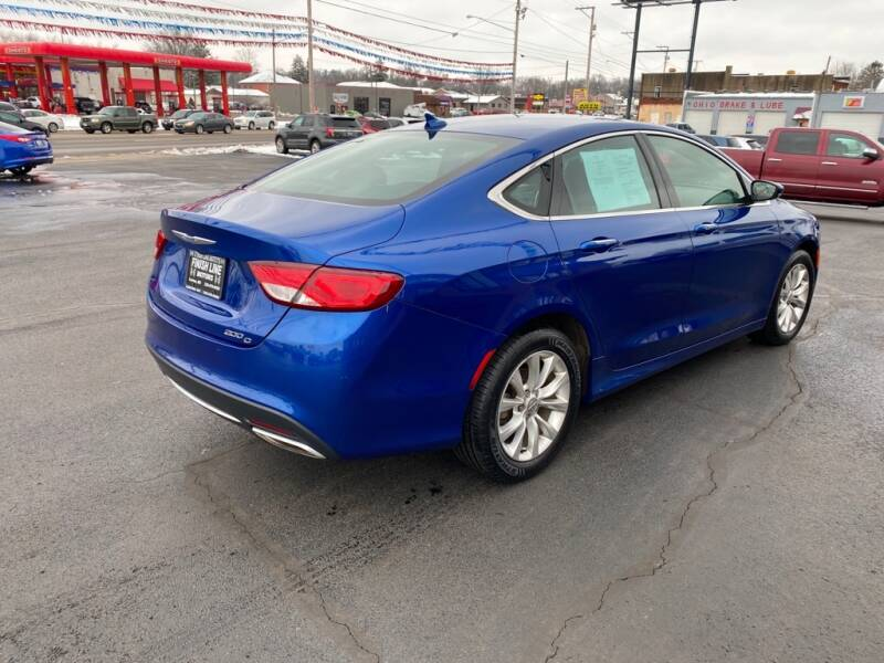 2015 Chrysler 200 C 4dr Sedan - Canton OH