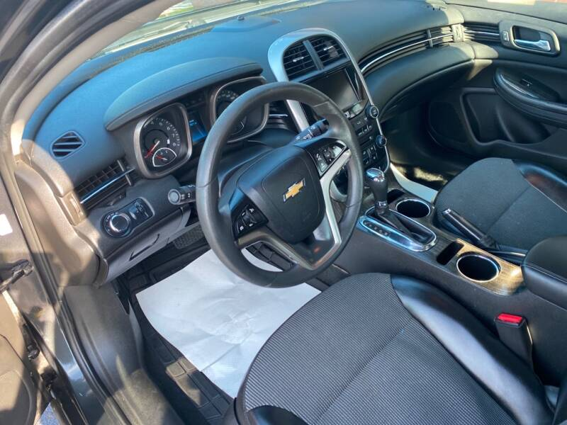 2015 Chevrolet Malibu LT 4dr Sedan w/1LT - Canton OH