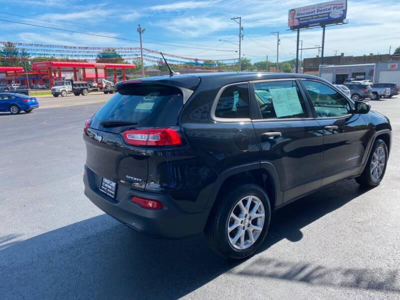 2015 Jeep Cherokee Sport 4dr SUV - Canton OH