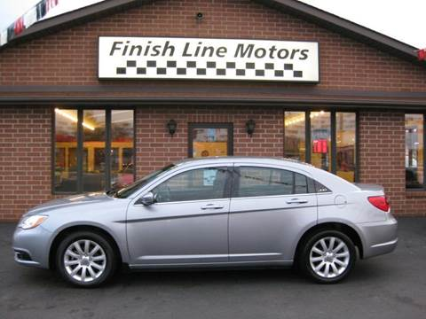 2013 Chrysler 200 for sale in Canton, OH